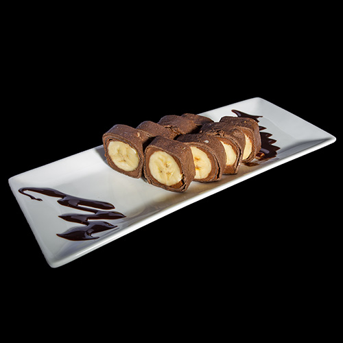 Шоколадный ролл Шокорето