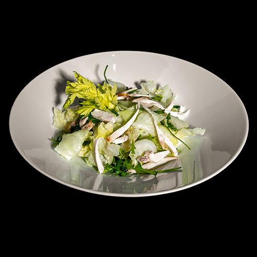 Салат с копченой курицей (от К. Ивлева)